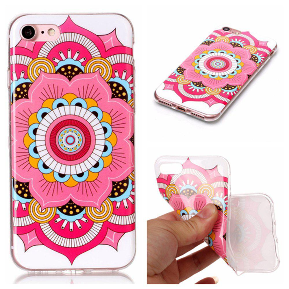 Latest Wkae TPU Material Color Pattern Protection Shell for IPhone 7 / 8