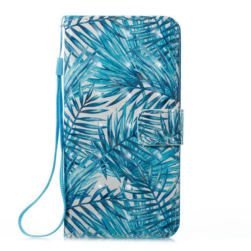 Sale Wkae 3D Stereo Painted Leather Case Cover for Huawei P8 Lite 2017