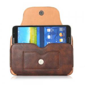 Wake Horizontal Mobile Phone Case with Belt Clip and loop for 6.3 Inch -