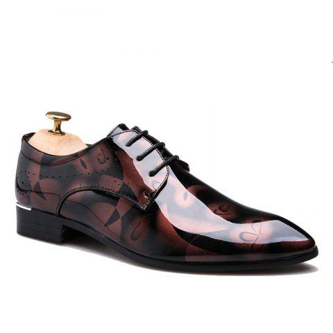 Sale Men's Fashion Big Size Peas Shoes