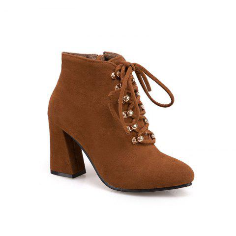 Shop The New Fashion Line Is Studded with High Heels and Women's Boots