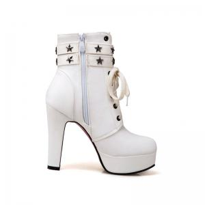 New Fashion Line  Fine and High Quality Female Boot -