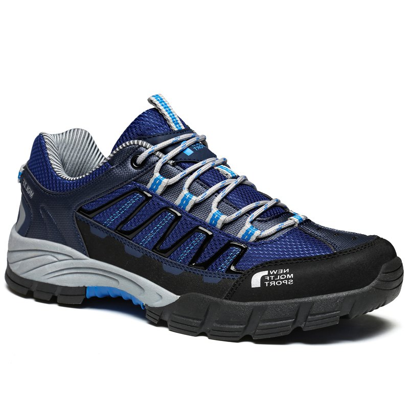 Hommes Mode Sneakers Mesh Respirant Casual Sport Chaussures