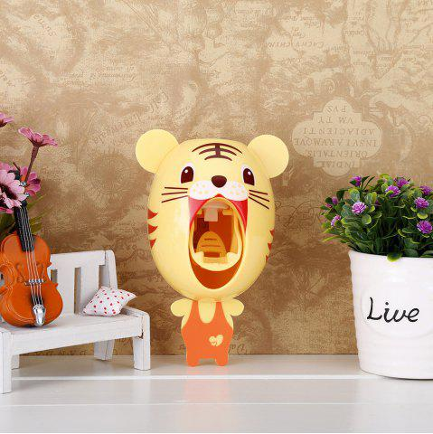 Shops Automatic Toothpaste Squeezing Machine Toothbrush Rack - Little Tiger