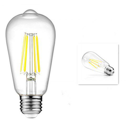 Outfit KWB LED Filament Edison Bulb 2700K Warm White 4W / 6W / 8W 2PCS