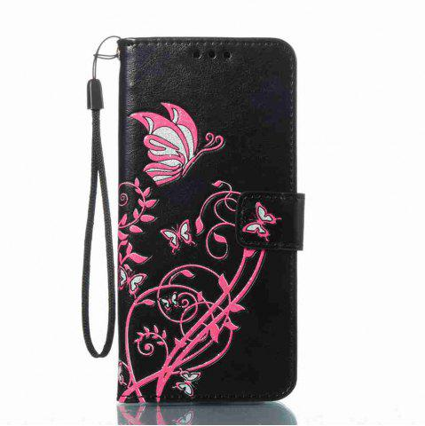 Buy Embossing Colorful Daffodils PU Phone Case for Samsung Galaxy  S8