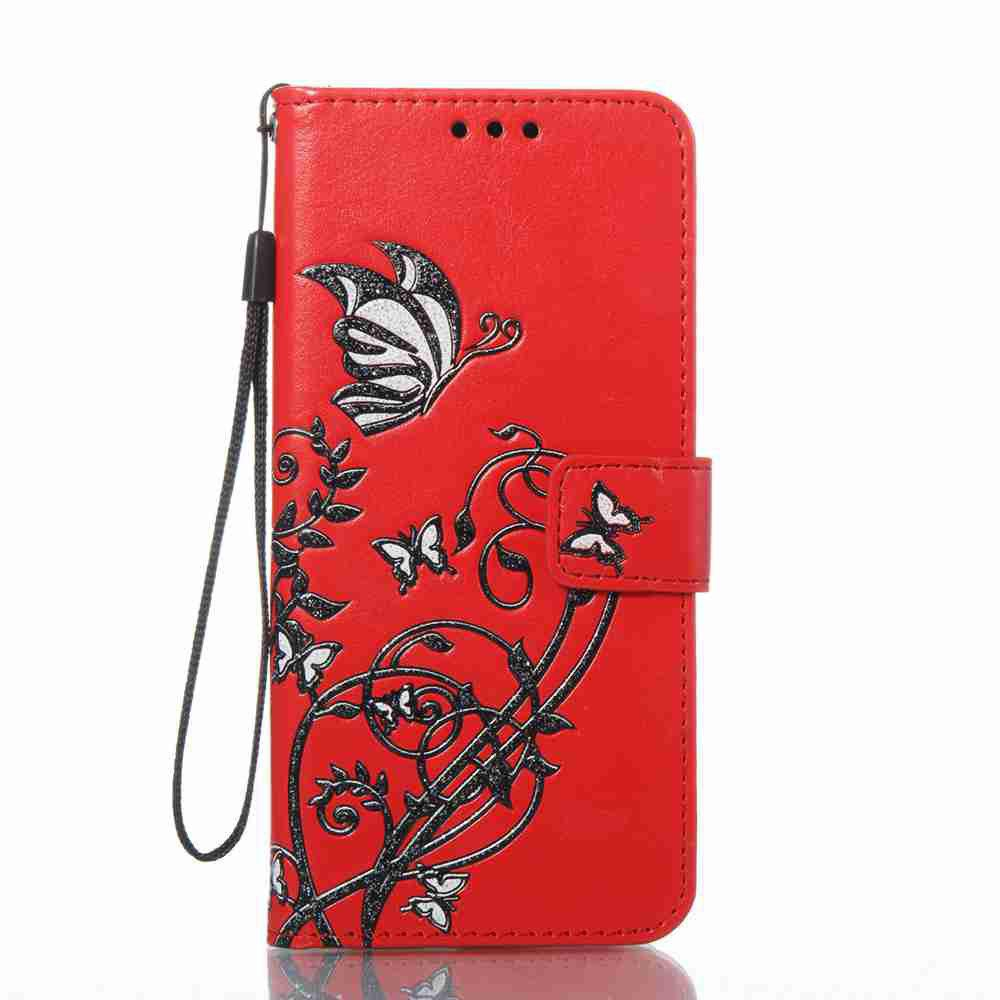 Discount Embossing Colorful Daffodils PU Phone Case for Samsung Galaxy  S8