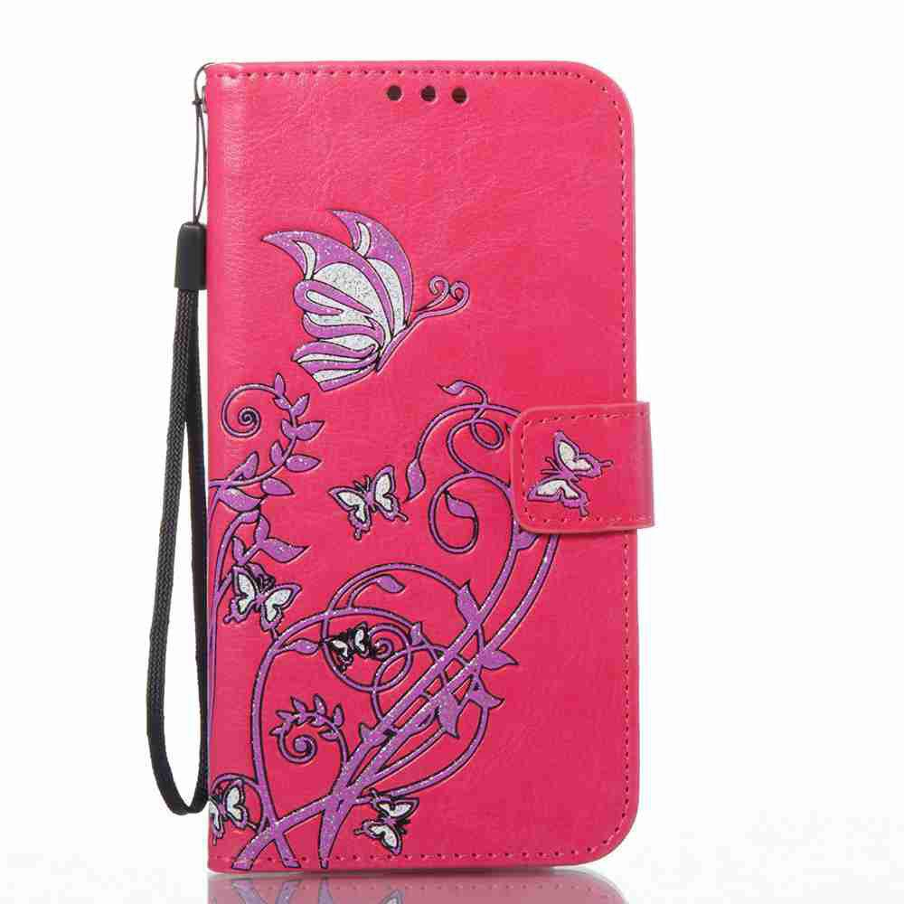 Buy Embossing Colorful Daffodils PU Phone Case for Samsung Galaxy  S7 Edge