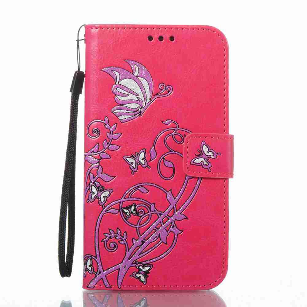 Shop Embossing Colorful Daffodils PU Phone Case for Samsung Galaxy  S6 Edge