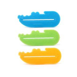 Creative Cartoon Toothpaste Squeezer 3PCS -