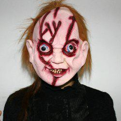 Halloween Decoration Horrifying Mask -