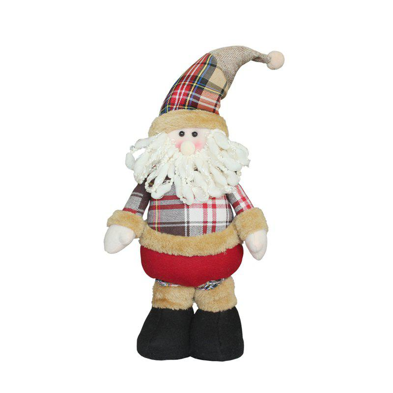 Outfits WS0202 Santa Snowman Doll Children Gifts Decor Creative Novelty Reindeer