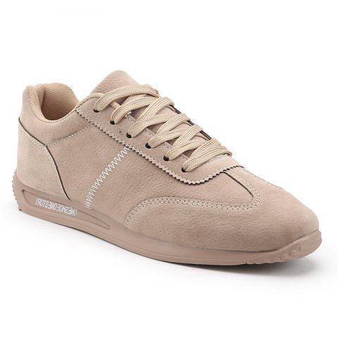 Affordable Solid Casual Flat Men Shoes