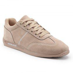 Solid Casual Flat Men Shoes -