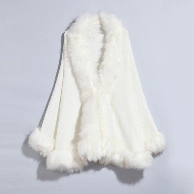 Discount Women's Fashion Faux Fur Multicolor