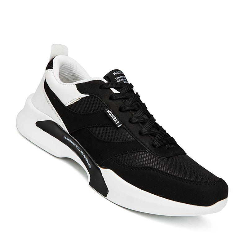Hommes Casual Mode Outdoor Voyage Hiver Autmn Mesh Chaud Chaussures Taille 39-44