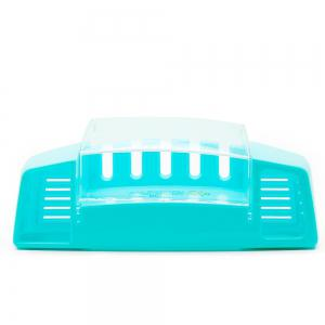 Atongm Tooth Brush Holder Set Available for 5 Toothbrushes -