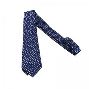 Fashion Silk Tie Animal Pattern Jacquard Men's Necktie for Business Wedding Party -