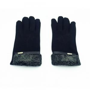 Outdoor Cold Proof Touch Screen Velvet Gloves Unisex -