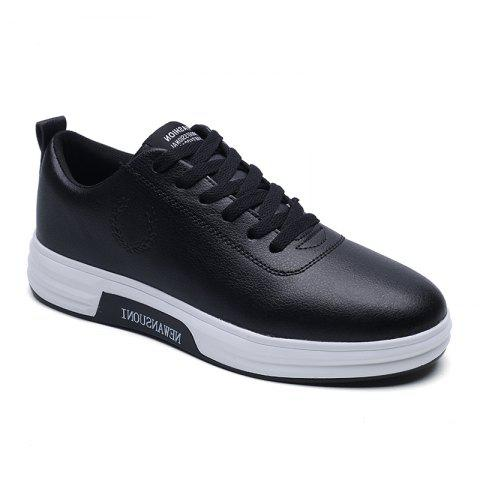 Latest Thick Outsole Leisure Flat Shoes