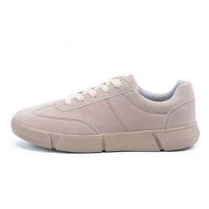 Chaussures plates brunes claires -