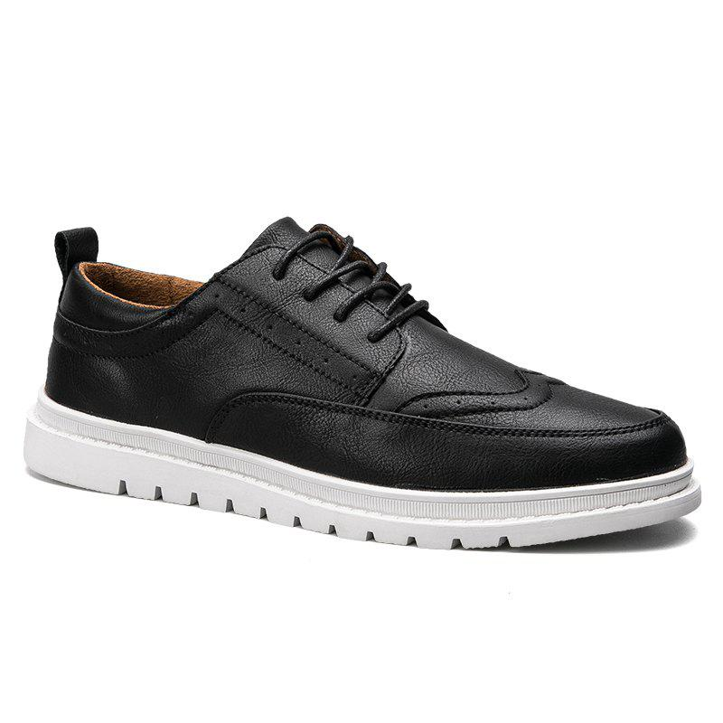 Homme Chaussures Brogue Loisirs Mode