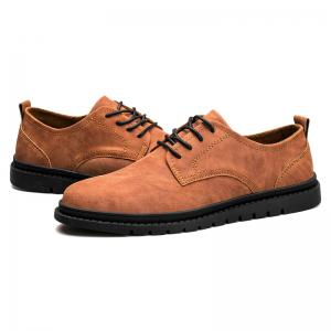 Solid Brief Casual Shoes -