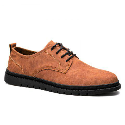 Shops Solid Brief Casual Shoes