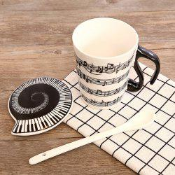 Mug 270ML Creative Note Musicale Cup -