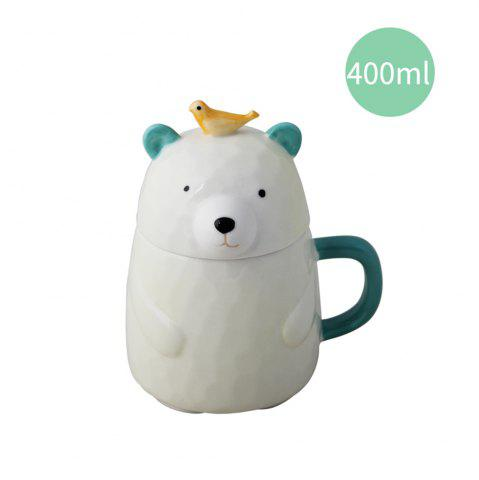 Outfit 400ML Creative Ceramic Mug