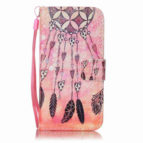 Online Painted PU Phone Case for iPhone 6 / 6S