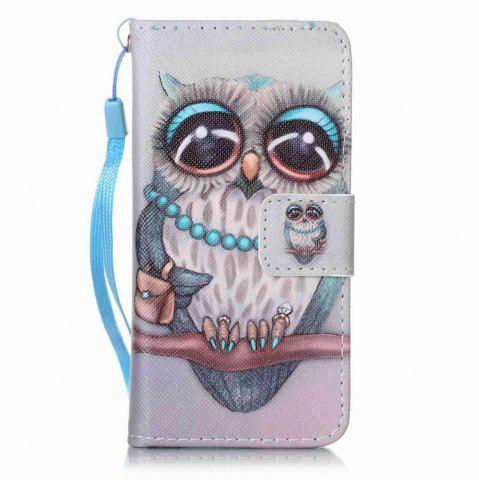 Sale Painted PU Phone Case for iPod Touch 5 / 6
