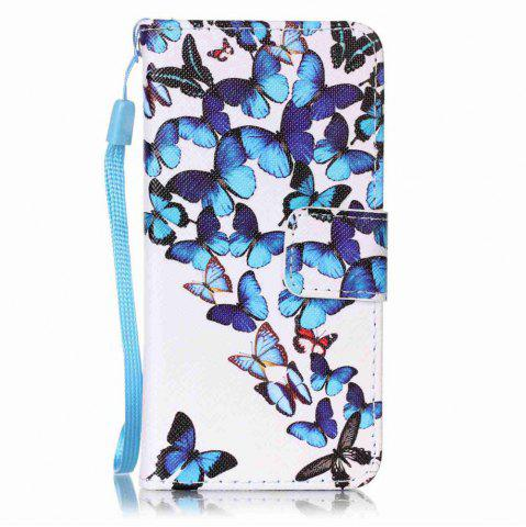 Store Painted PU Phone Case for iPod Touch 5 / 6