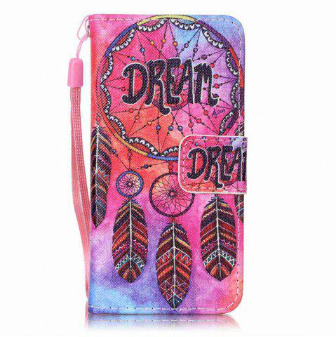 New Painted PU Phone Case for iPod Touch 5 / 6