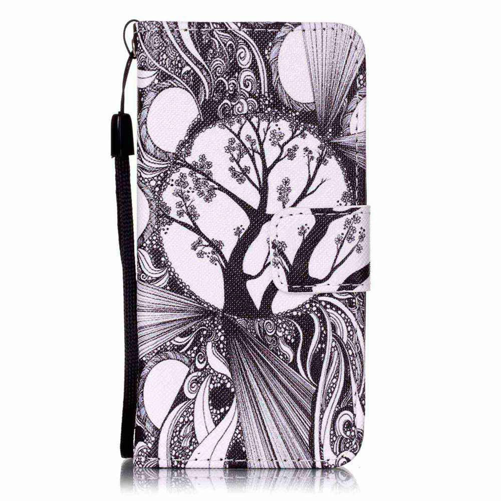 Shop Painted PU Phone Case for iPod Touch 5 / 6