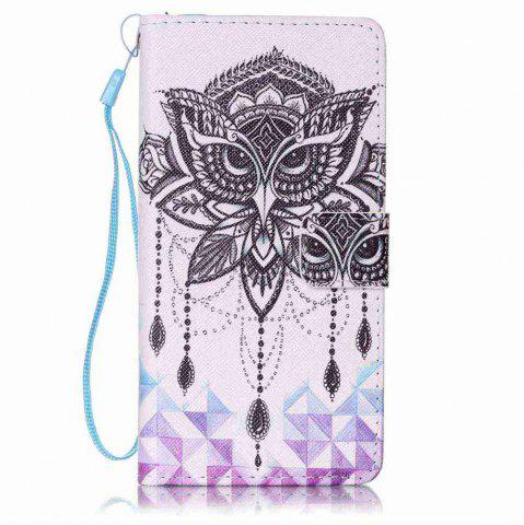 Sale Painted PU Phone Case for HUAWEI P9 Lite
