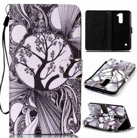 Buy Painted PU Phone Case for LG LS775 / STYLUS2