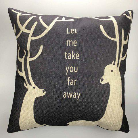 Housse de coussin Take Me Away DIHE Northern Europe Style