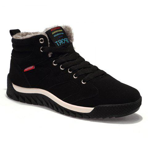 Cheap Warm Winter Leisure Men Shoes