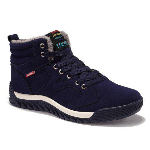 Fancy Warm Winter Leisure Men Shoes