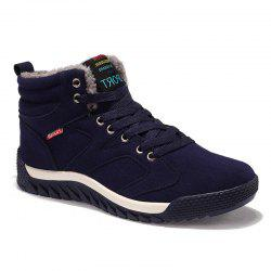 Warm Winter Leisure Men Shoes -