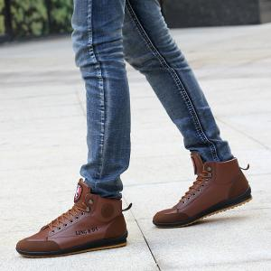 Fashion Winter Warm Cotton Ankle Boots -