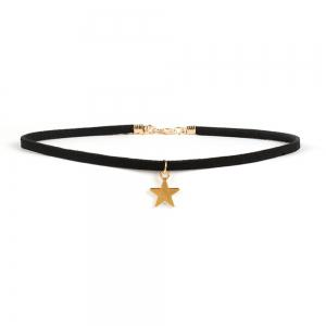 Women's Chokers Set Sun Moon Shape Chic Simple Basic Fashion -