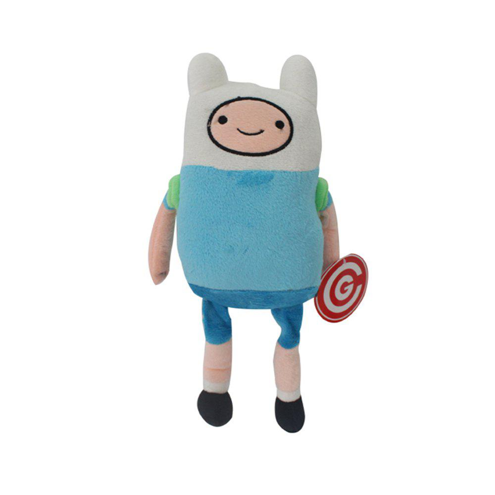 Cartoon Style Plush Doll Stuffed Toy 12 inchHOME<br><br>Size: 12 INCH; Color: COLORMIX; Materials: Plush; Theme: Leisure,Movie and TV; Features: Cartoon,Soft,Stuffed and Plush; Series: Fashion;