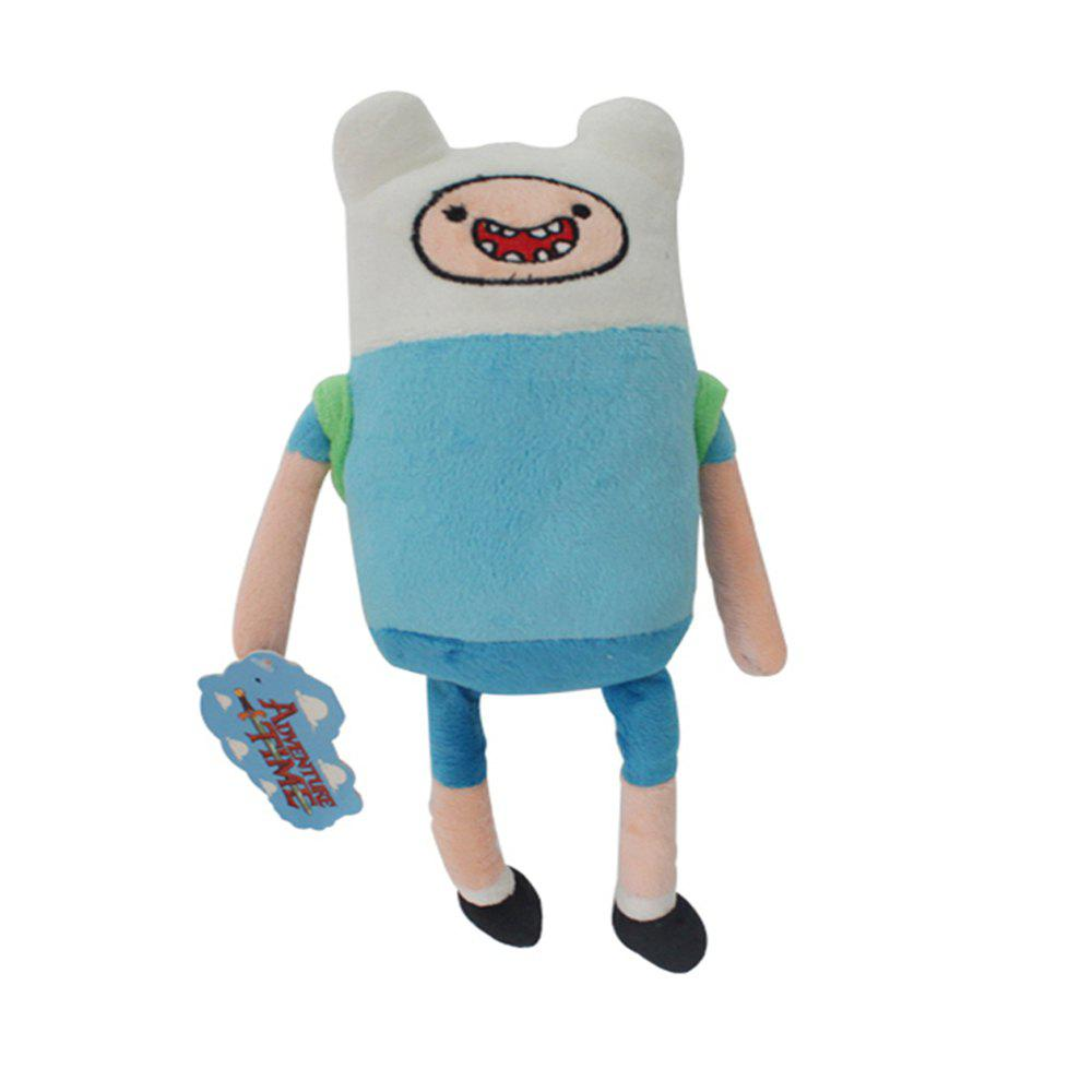 Cartoon Style Plush Doll Stuffed Toy 13 inchHOME<br><br>Size: 13 INCH; Color: COLORMIX; Materials: Plush; Theme: Leisure,Movie and TV; Features: Cartoon,Soft,Stuffed and Plush; Series: Fashion;