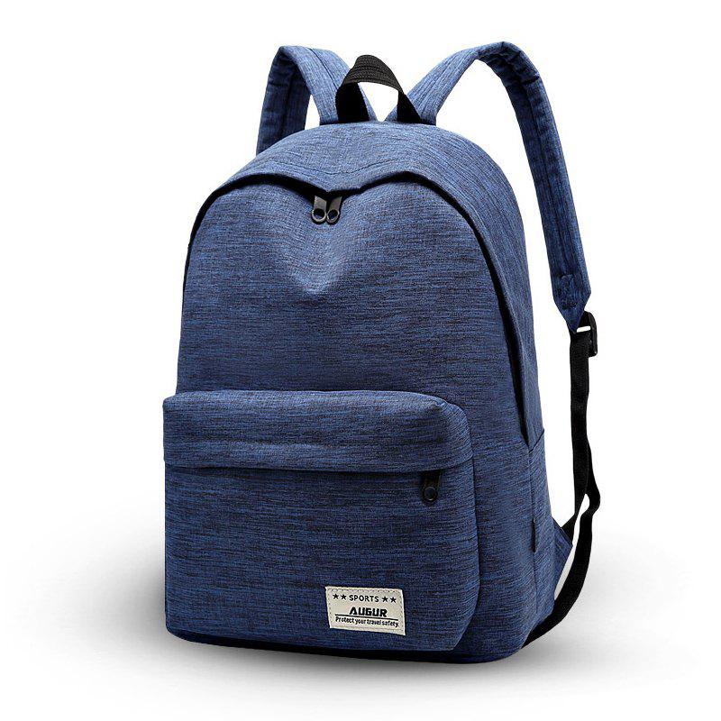 2019 Augur New Backpacks Canvas Casual Teenager High ...