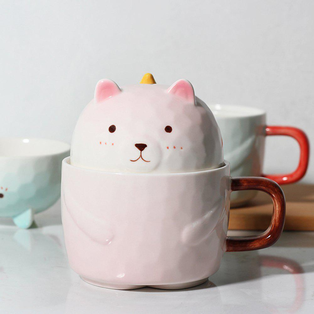 Outfits 350ML Cute Bear Mug