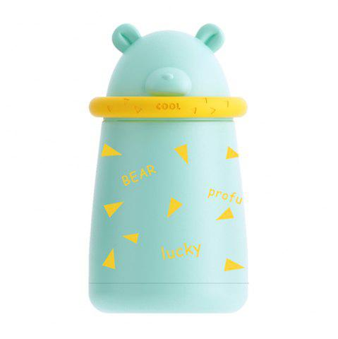 New 300ML Cute Bear Vacuum Cup