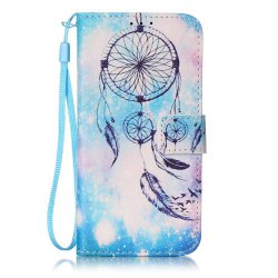 The New Painted PU Phone Case for Samsung Galaxy S7 -