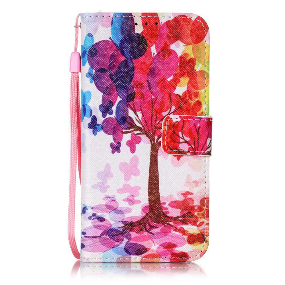 Buy The New Painted PU Phone Case for Samsung Galaxy S7